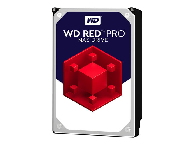 WD Red Pro NAS Hard Drive 2TB