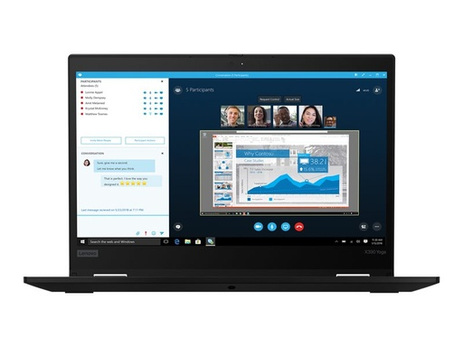 Lenovo ThinkPad X390 Yoga I5 8GB 256GB SSD